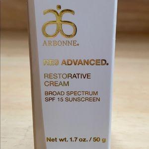 BNIB Arbonne RE9 Advanced Restorative Cream SPF 15